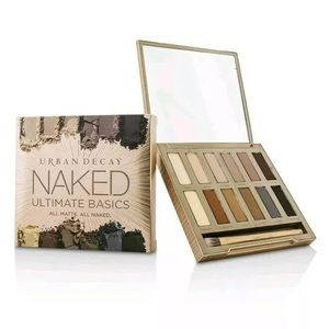 URBAN DECAY NAKED ULTIMATE BASICS SHADOW PALETTE